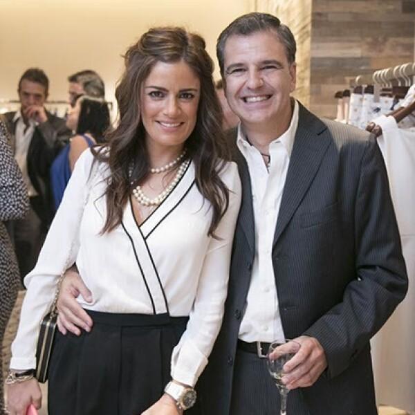Sofia Karam y Julian García