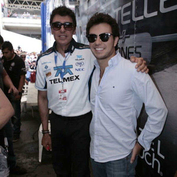 Jimmi Morales,Sergio Pérez