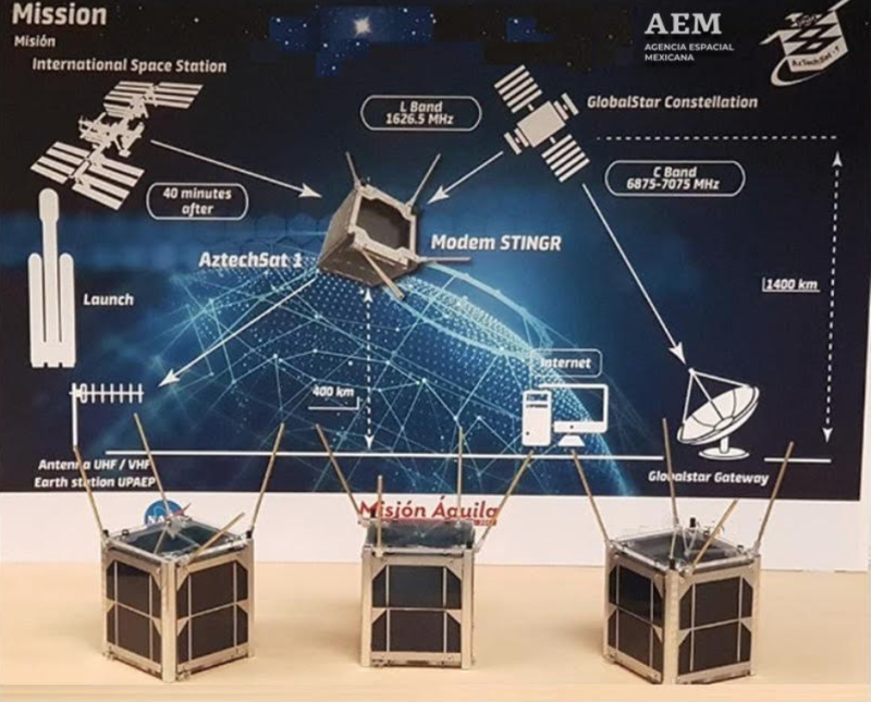 MEXICANOS NASA 3