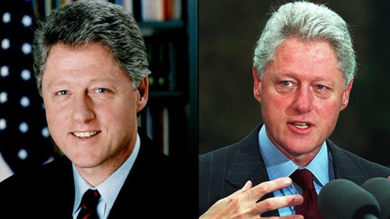 EU - presidente - Bill Clinton