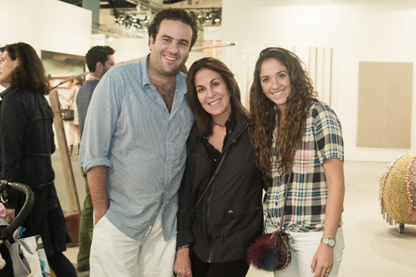 Jaime,Esther y Linda Fasja