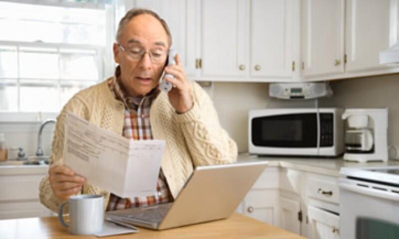 Para tramitar tu pensión deber tener mínimo 60 años y contar con 500 semanas cotizadas. (Foto: ThinkStock)
