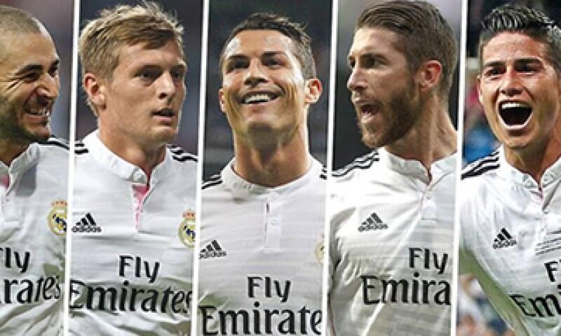 Los aficionados del Real Madrid encontrarán contenidos especiales en la nube. (Foto: tomada Facebook/RealMadrid )