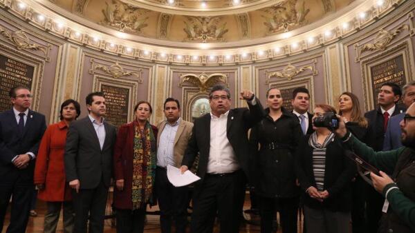 Diputados de Puebla