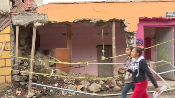 Ricos y pobres muestran las dos caras que el sismo dejó en la Ciudad de México