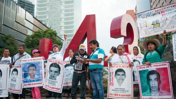 Justicia por Ayotzinapa: