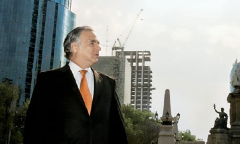 Torruco plantea la integración de todos los líderes del sector. (Foto: Alex H.O.)