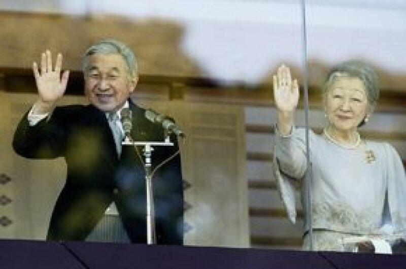 Akihito y Michiko se casaron un 10 de abril de 1959, en una ceremonia tradicional seguida por un paseo en carruaje.