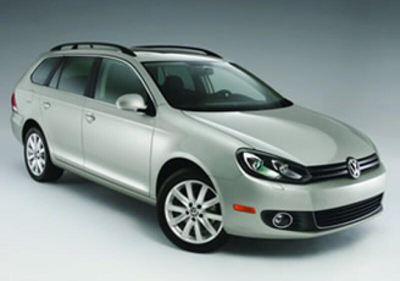 El SportWagen está equipado con un motor de 2.5 l de inyección electrónica. (Foto: Cortesía Volkswagen)