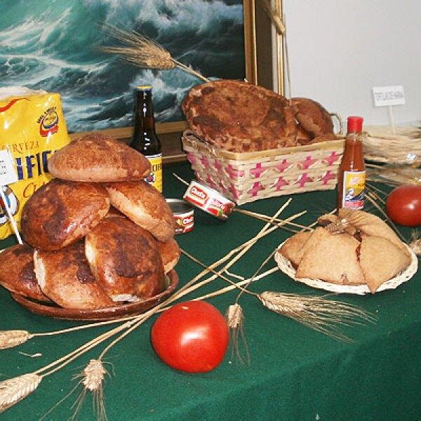 En 2009 se registró una disminución en el consumo de pan en comparación con el 2008.