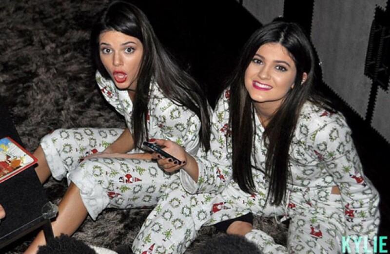 Hace unos días compartió también un throwback en la que aparece festejando Navidad junto con Kendall hace algunos años.