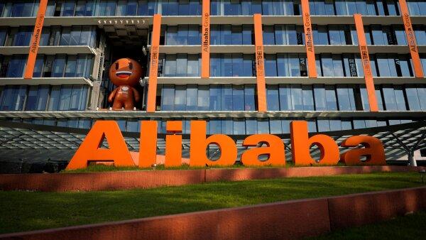 Alibaba China Estados Unidos guerra comercial