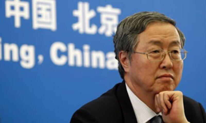 El jefe del Banco Central chino iba a ofrecer una conferencia magistral en la clausura del evento.  (Foto: Reuters)