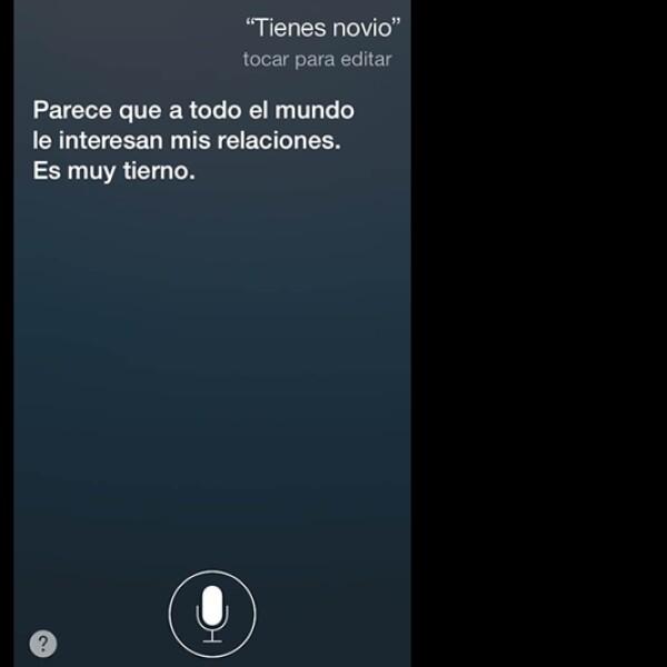 Siri español