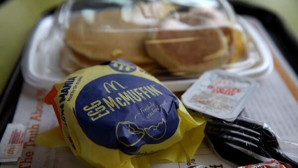 La cadena ha tenido buenos resultados internacionales al extender su menú del desayuno.