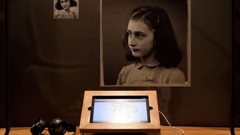 Exhibición sobre Ana Frank