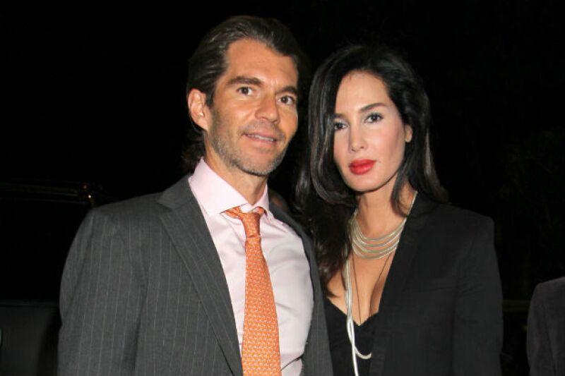 La actriz y modelo termina su relación sentimental con el empresario, quien fuera su segundo matrimonio y padre de dos de sus hijos.