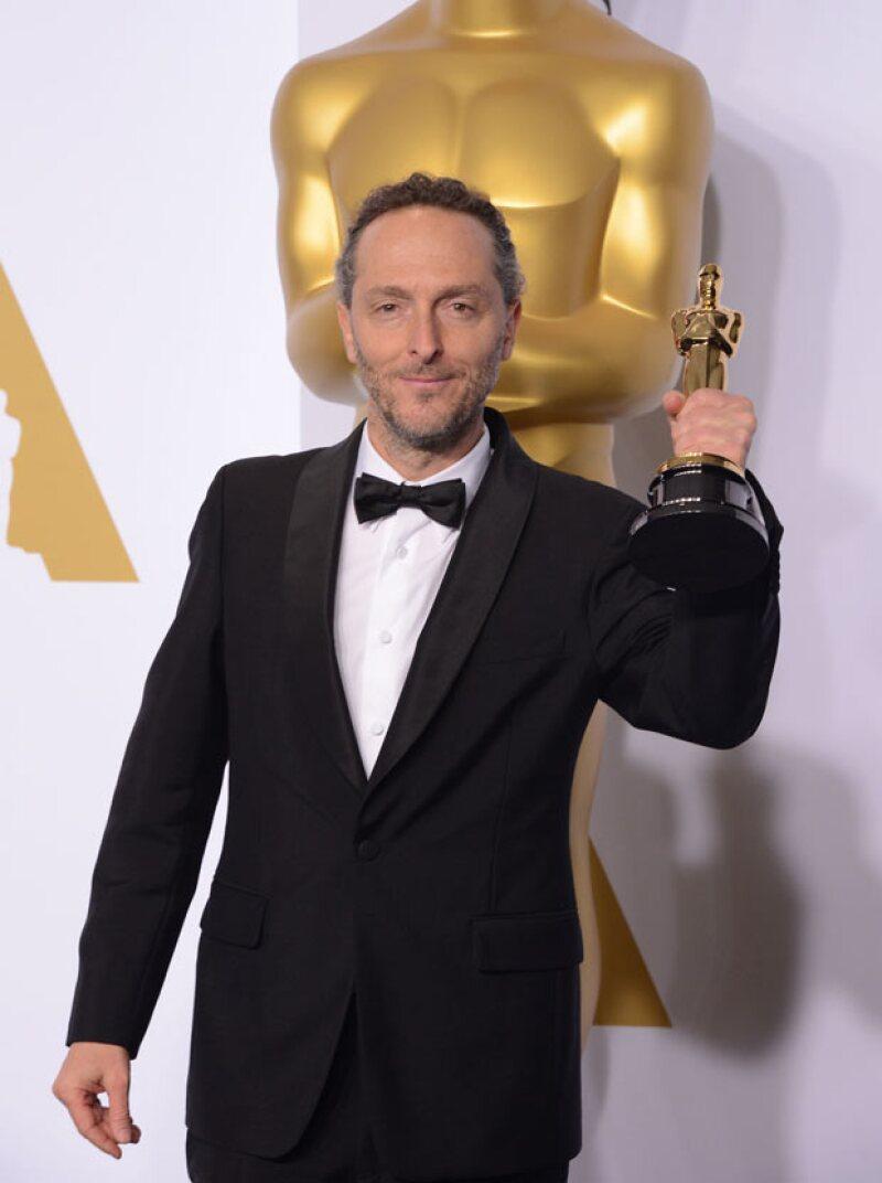 También ganador de un Oscar por su trabajo como director de fotografía en Birdman, Lubezki ha generado fama por sus múltiples proyectos de años atrás.