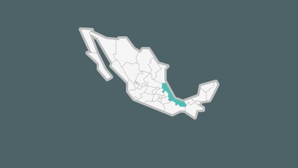 Veracruz es uno de los estados más peligrosos de México para ejercer el periodismo. (Foto: Google Maps)