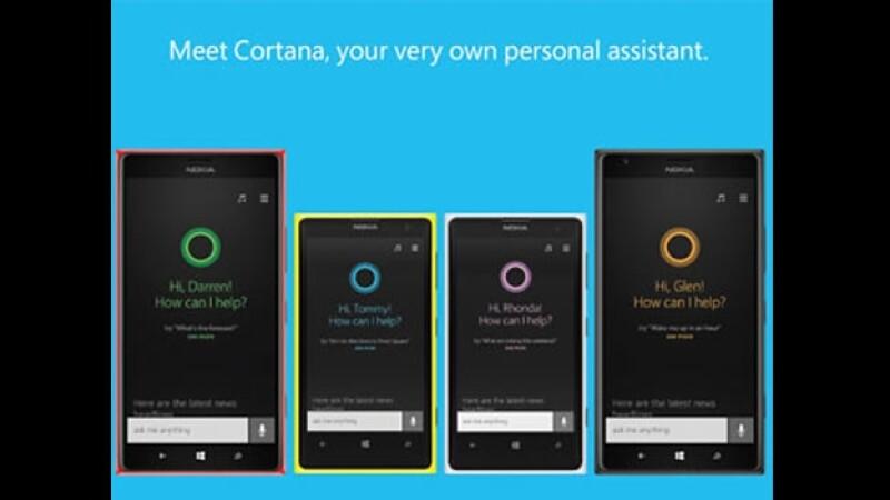 Cortana smartphone Microsoft