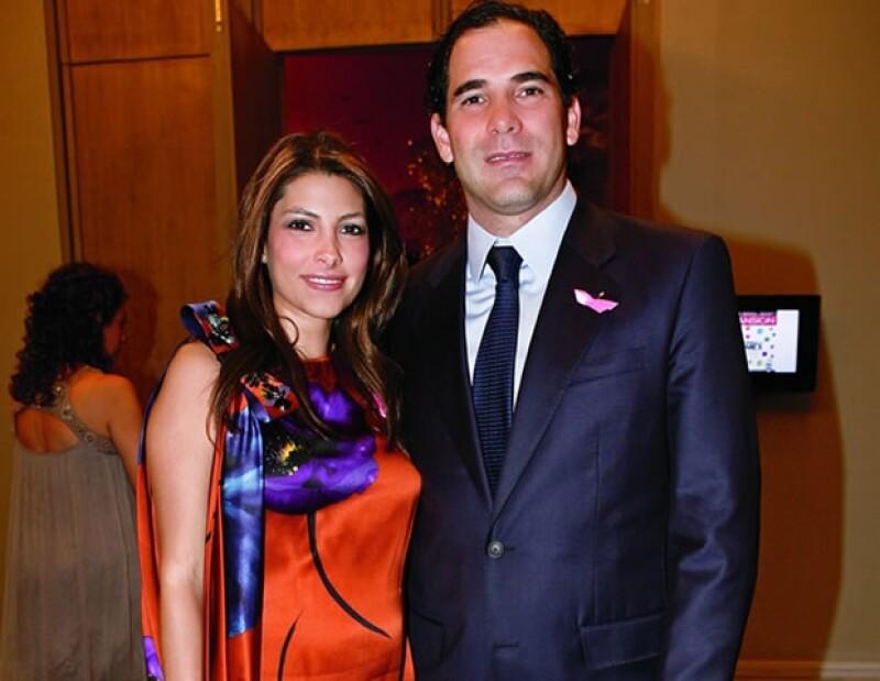 Sylvana Beltrones y Pablo Escudero.