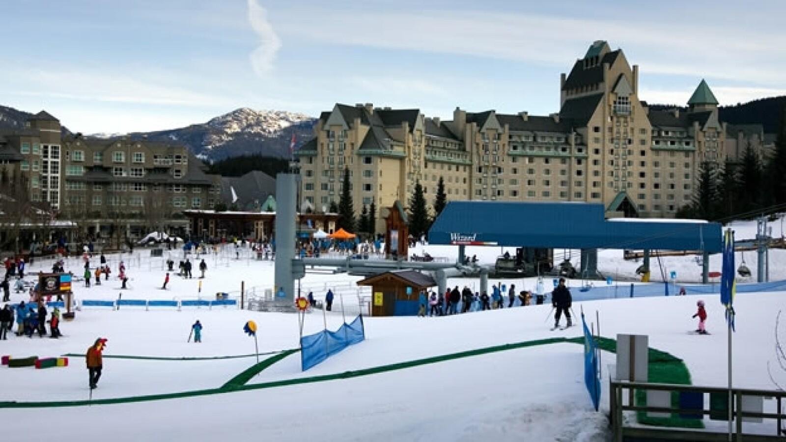 nieve, esquiar, whistler, destinos 5