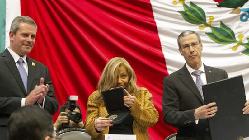 homenaje Octavio Paz camara diputados