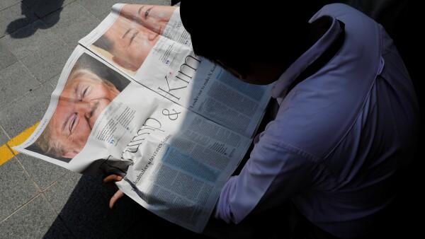 La cumbre acapara la prensa