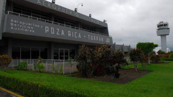 Aeropuerto Poza Rica