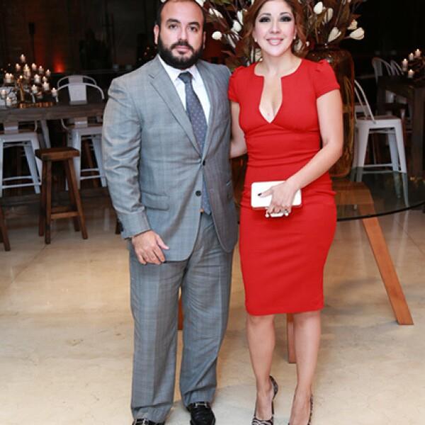 Aldo De La Vega e Hilda Terrazas