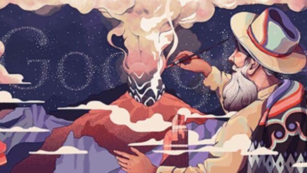 Google celebra al Dr. Atl