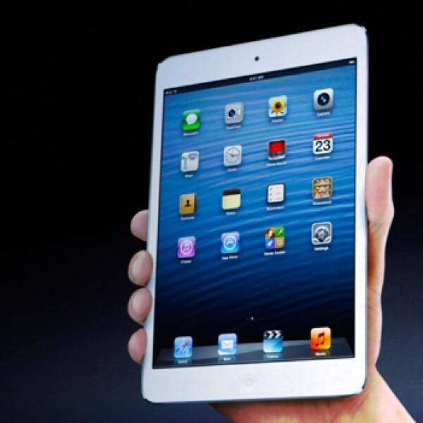 iPad mini Apple 23 octubre 2012