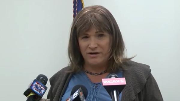 Esta mujer podría ser la primera gobernadora transgénero de EU