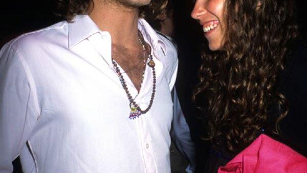 Andrea Albert Pierre Casiraghi es el hijo mayor de Carolina de Mónaco y el fallecido Stefano Casiraghi.