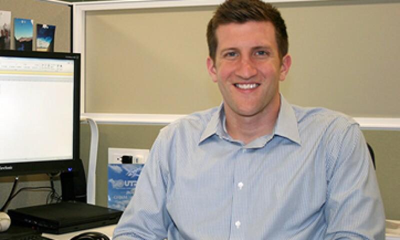 Matt Ross consiguió el trabajo que quería enviando una carta en la cual se ofrecía a buscar el café de ser necesario. (Foto: toamda de CNNMoney.com)