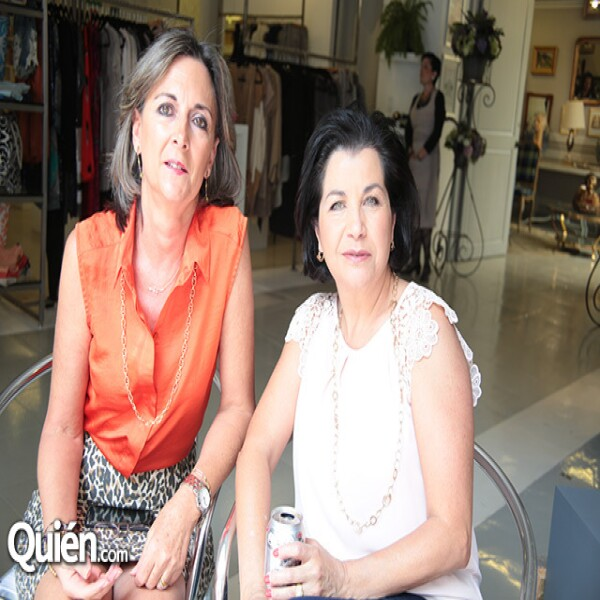Alejandra Ricaud,Patricia Maldonado