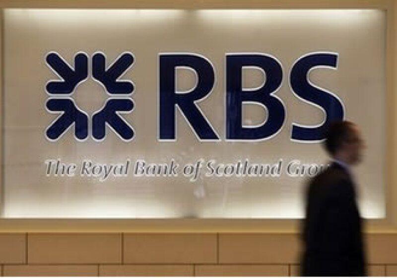 El RBS recibió más de 60,600 mdd del Banco de Inglaterra. (Foto: AP)
