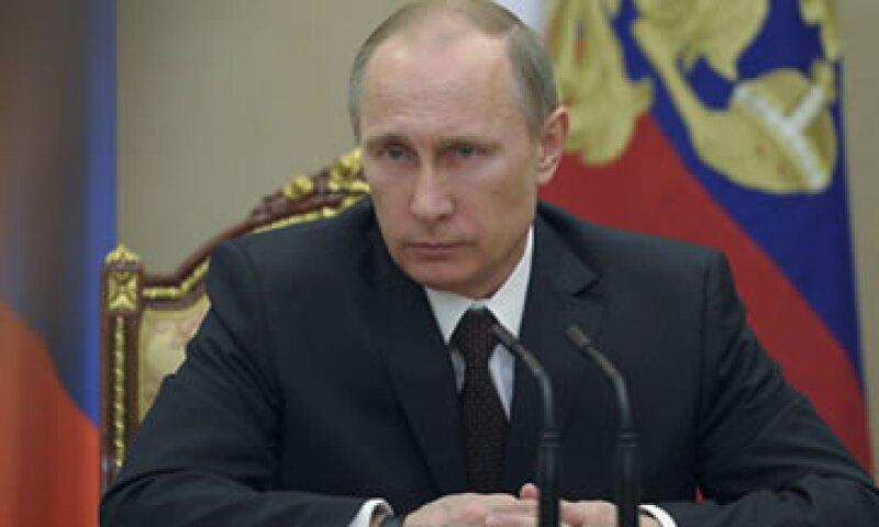 Putin dijo que el Banco Central y el Gobierno ya han empezado a trabajar en la creación del sistema, aunque puede tomar algún tiempo. (Foto: Reuters)
