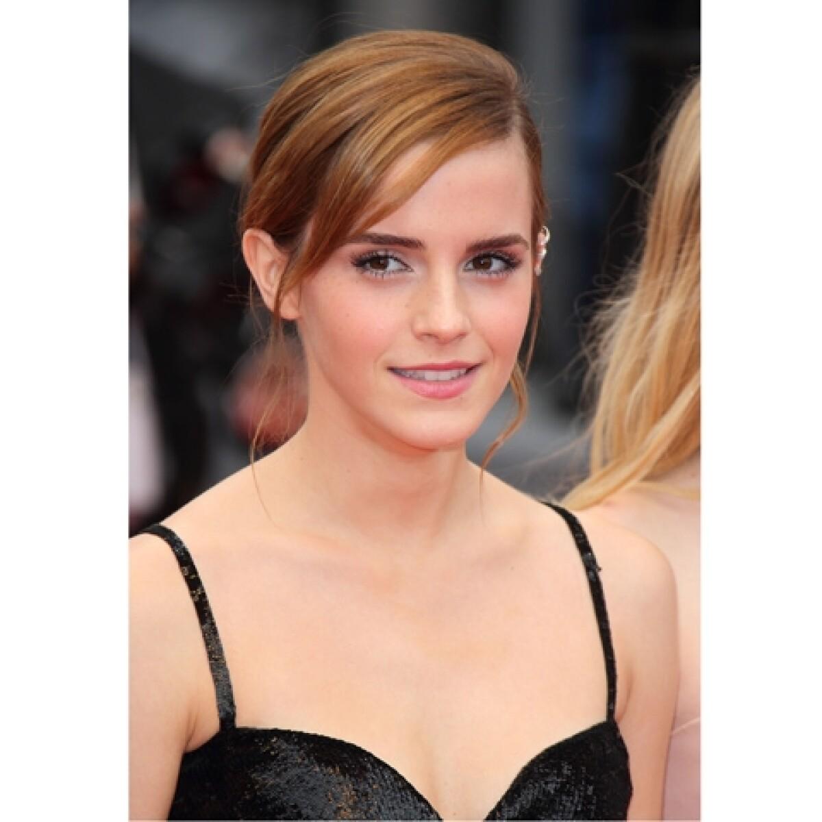 Emma Watson se inspiró en Kim para su nuevo personaje