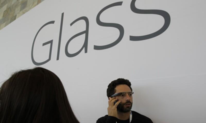 Tal vez esas gafas terminen siendo la versión de Google del Segway. (Foto: AP)