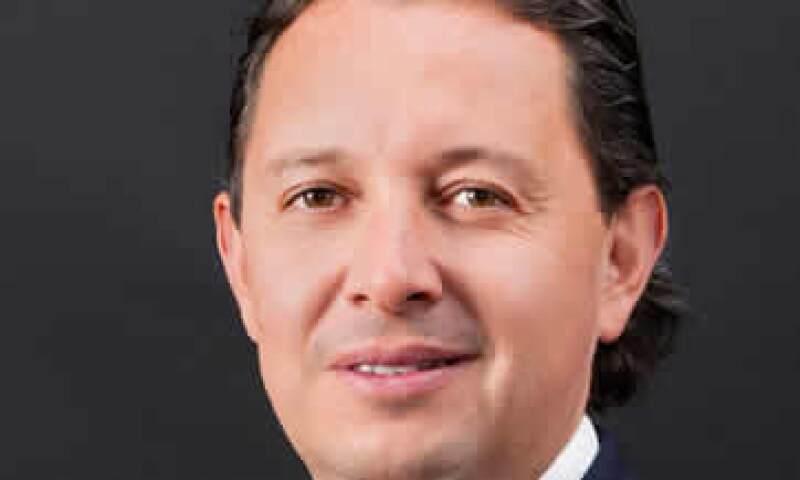 Carlos Rojo fue director general adjunto de Banco Interacciones. (Foto: Cortesía del Grupo Financiero Interacciones.)