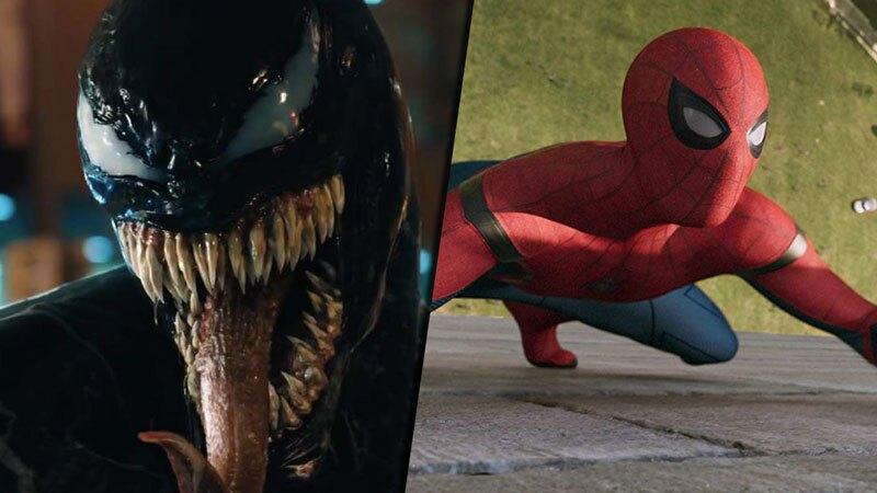Venom y Spider-Man