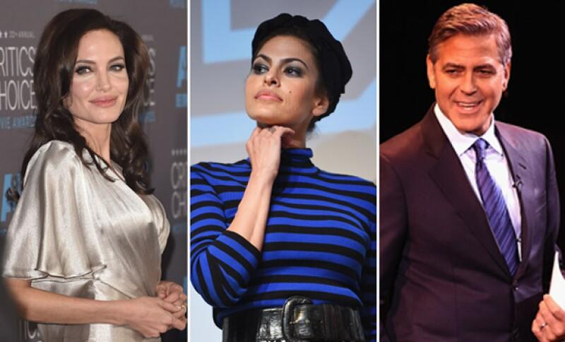 Otros como Angelina Jolie tomaron muy en serio su oficio e incluso decidieron adoptarlo como carrera definitiva.