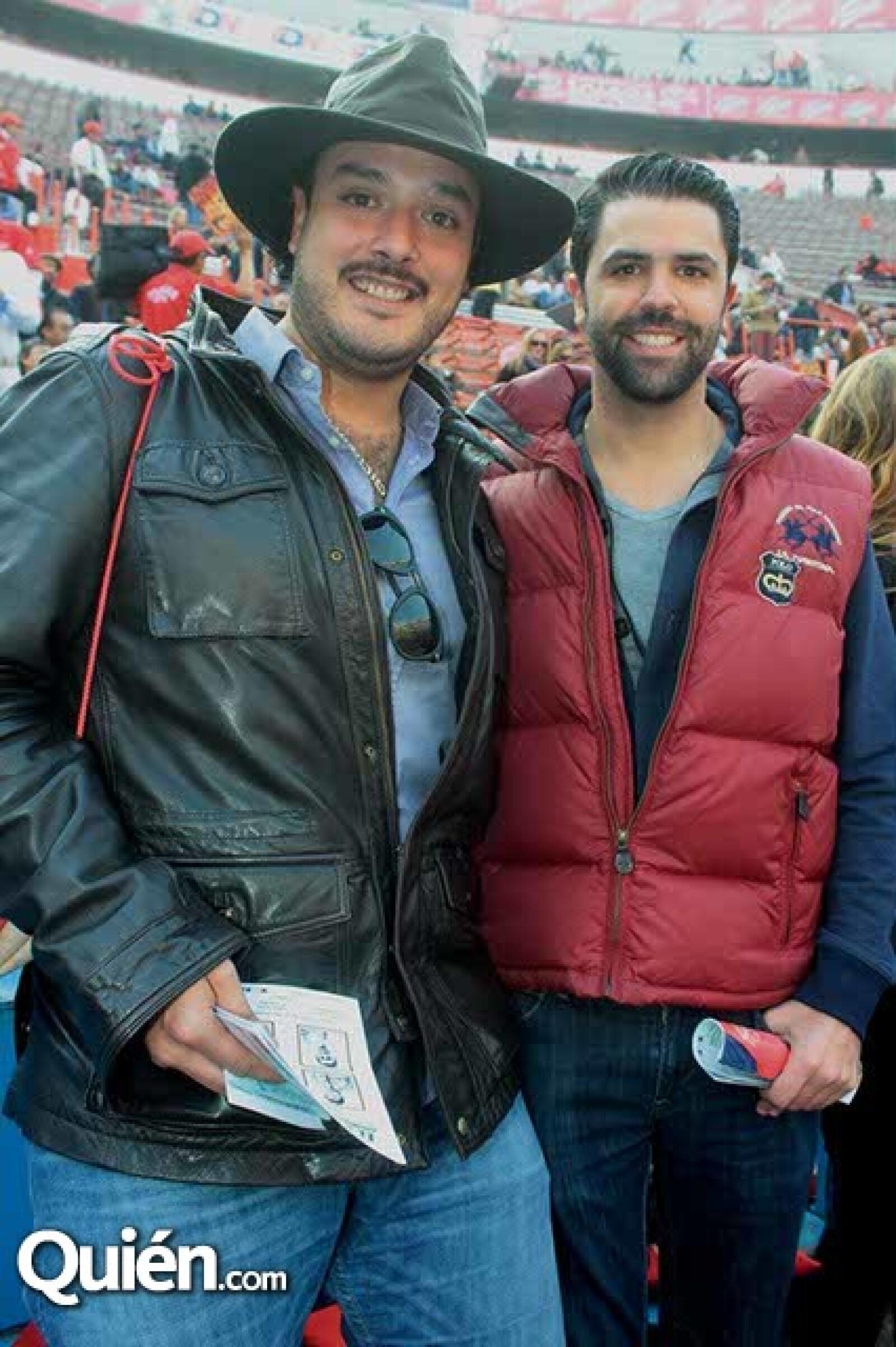 Francisco Valenzuela e Íñigo Campomanes