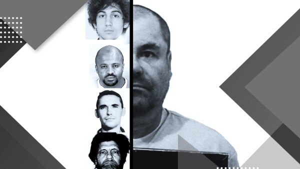 Chapo cárcel