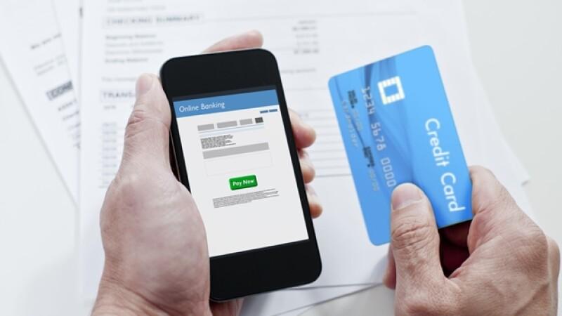 pago de tarjeta de credito por celular