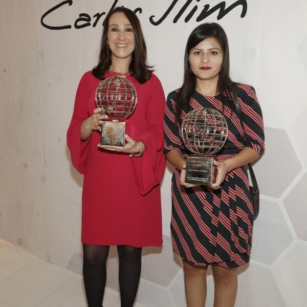Premiación Fundación Carlos Slim