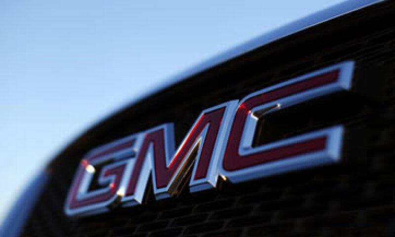 General Motors podría incurrir en cargos por 300 mdd durante su primer trimestre. (Foto: Reuters)
