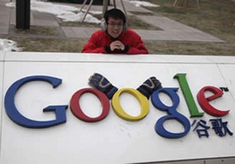 Google dijo que seguirá en China si el Gobierno suspende la censura. (Foto: AP)