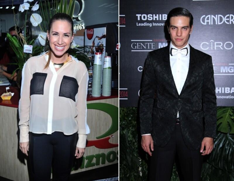 Marta Guzmán y Vadhir Derbez se sienten orgullosos de ser mexicanos.